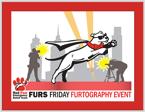 Red Paw Furs Friday